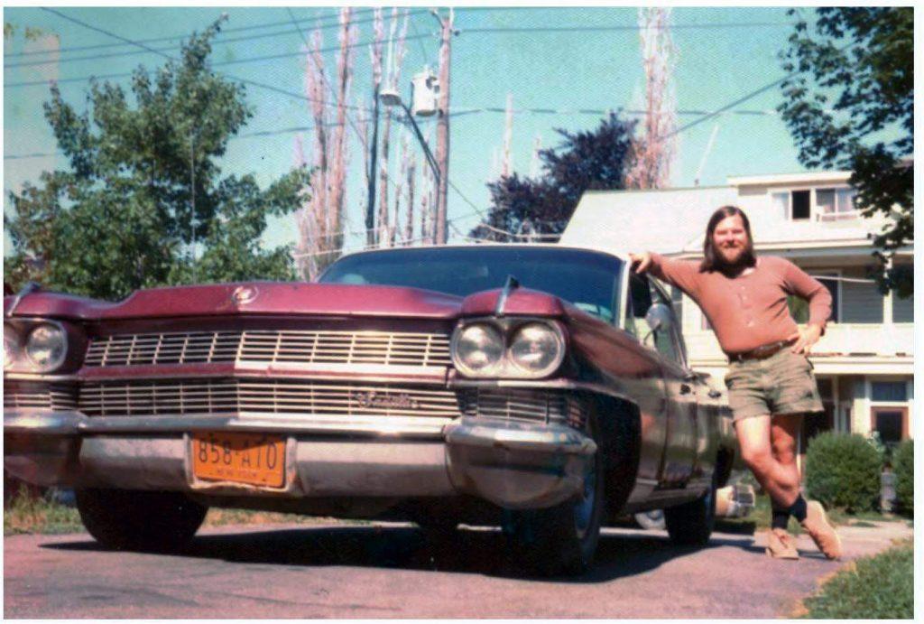 Dave Read's Cadillac